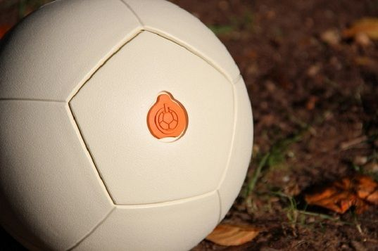 Soccket: Amazing Energy-Generating Soccer Ball