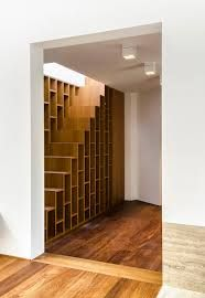 Image result for bookcase staircase
