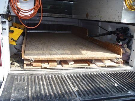 Homemade Truck Bed Slide P1000816 Jpg Hmmm Pinterest