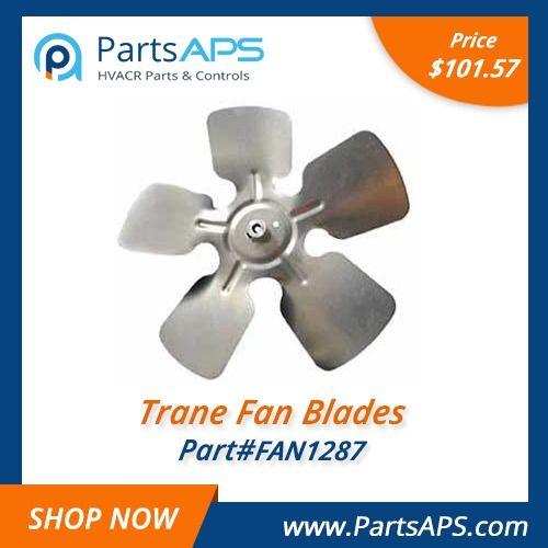 36deg Cw Fan Blade For Trane Part Fan1287 Fan Blades Trane Furnace Trane