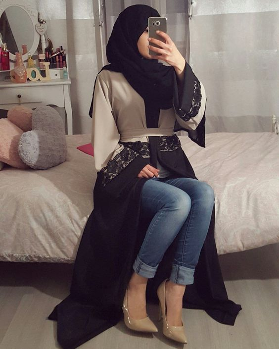 Abaya kimono LAYLA ♡