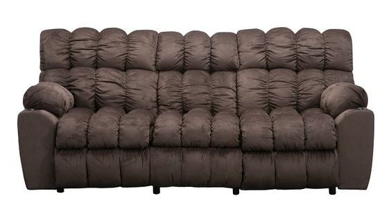 Slumberland Furniture Lincoln Collection Umber Sofa