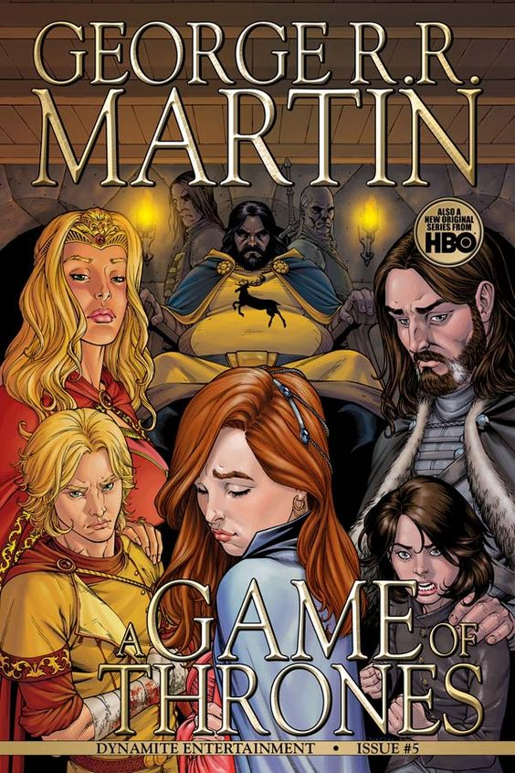 Book Cover Graphism Game ~ Badass comic book cover game of thrones