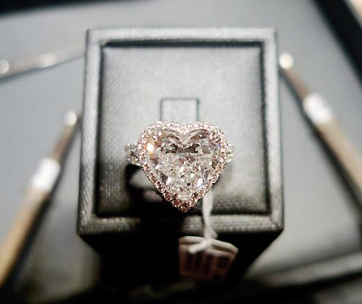 shaped engagement rings and