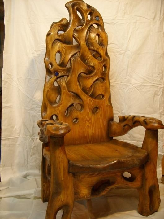 """Кресло """"Тяжелая вода"""" image 1"""