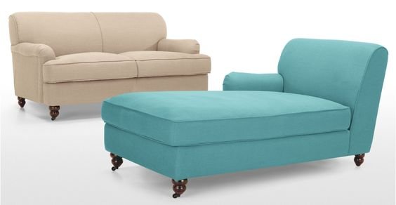 Orson 3 Seater Sofa in biscuit beige   made.com