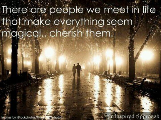 Cherish friends