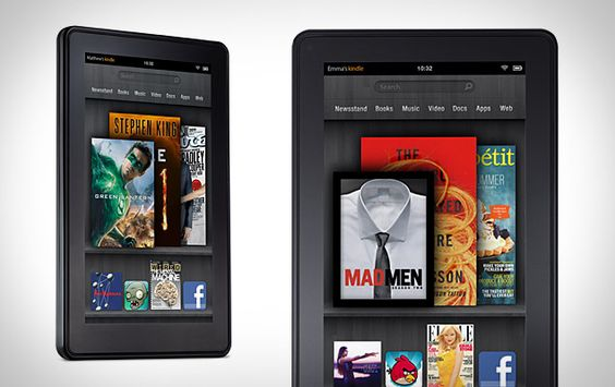Excited for the release....which will win Google Nexus 7 or the Kindle Fire 2?