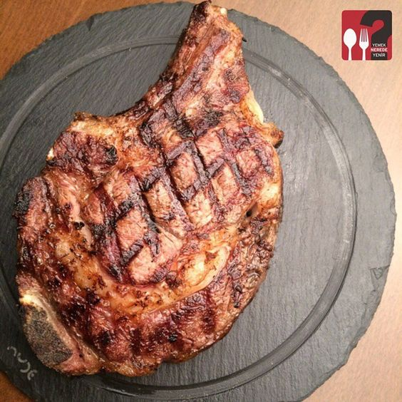 Dallas Steak ( Dry Aged) - Geppetto / İstanbul ( Beylikdüzü  Bahçeşehir  Büyükçekmece )  Çalışma Saatleri / 08:00-02:00  Beylikdüzü 0 212 809 00 940  60 TL / 450 gr  Alkollü Mekan @geppettotr by yemekneredeyenircom - Pinned by Mak Khalaf