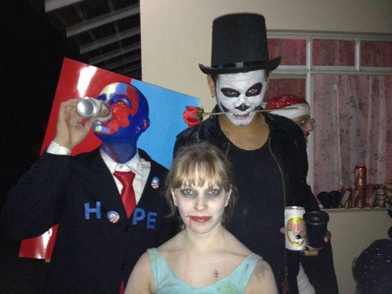"Halloween Inspiration: Obama ""Hope"" Poster"
