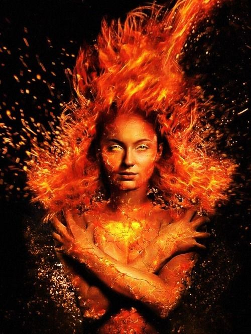 Jean Grey Dark Phoenix And Sophie Turner Image Jean Grey Phoenix Dark Phoenix Marvel Jean Grey