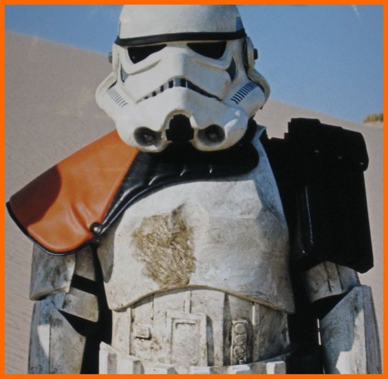 Sandtroopers are so cool!