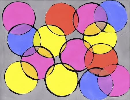 using shapes for art pictures   Blog Archive » Modern Art Shape ...