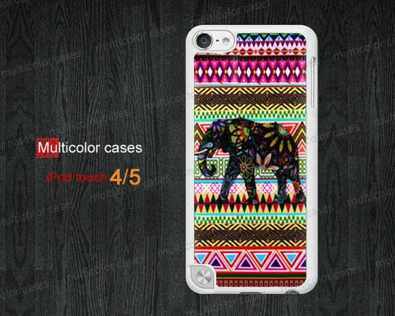 IPod case ipod touch 5 case ipod 4 case India by multicolorcases, $6.99 So cute