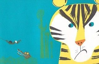 That's good, thats's bad,ALIKI ILLUStrations 1963  // [TIGER.jpg]
