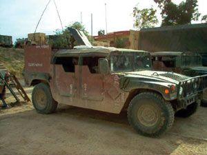 Hillbilly Armor Humvee Google Search Hmmwv Pinterest