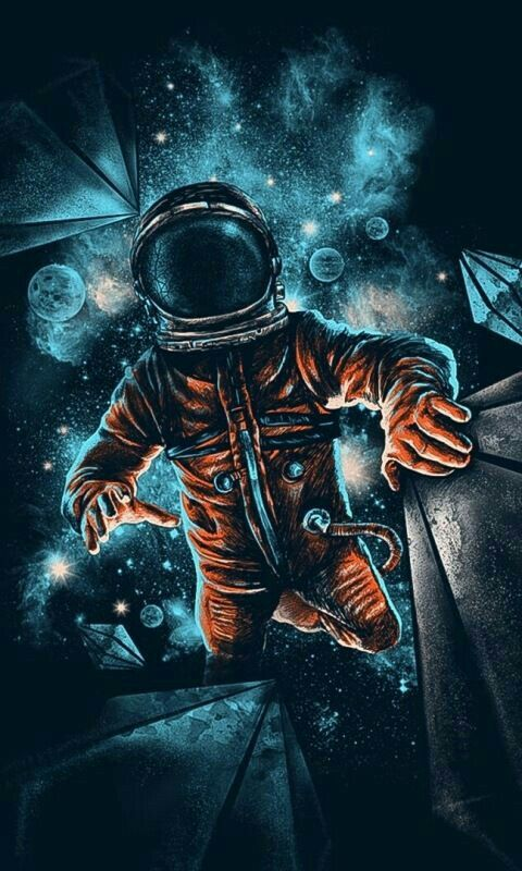 Daddy S Dreams With Images Wallpaper Space Astronaut