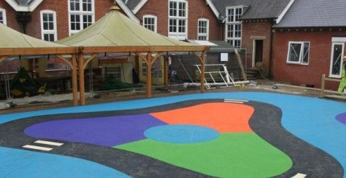 Epdm Rubber Crumb Suppliers In Hertfordshire Epdm Wetpour In 2020 Omagh Neath Buckinghamshire
