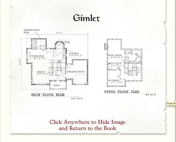 Storybook homes floor plans and floors on pinterest Storybook cottages floor plans