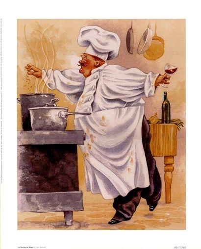 La+Touche+De+Magic El toque mágico del Chef.