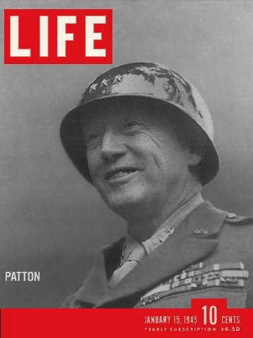 general patton's principles of life and General patton's father went through vmi, then studied law, and moved west  his life was saved by pvt joseph t angelo of camden, nj,.