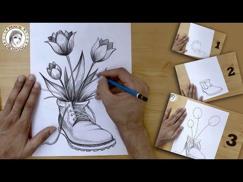 Pin By Hd Drawing Academy On Drawing For Beginners Drawing For Beginners Pencil Drawings Realistic Drawings
