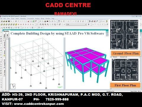 Image Result For About Staad Pro Staad Pro Is A Structural Analysis And Design Software Which Can Be U Building Design Civil Engineering Software Software