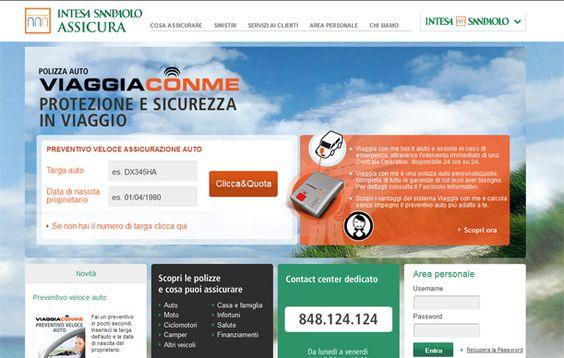 Intesys rinnova la gestione del portale Intesa Sanpaolo Assicura con un progetto basato su #Liferay.  http://www.intesasanpaoloassicura.com/