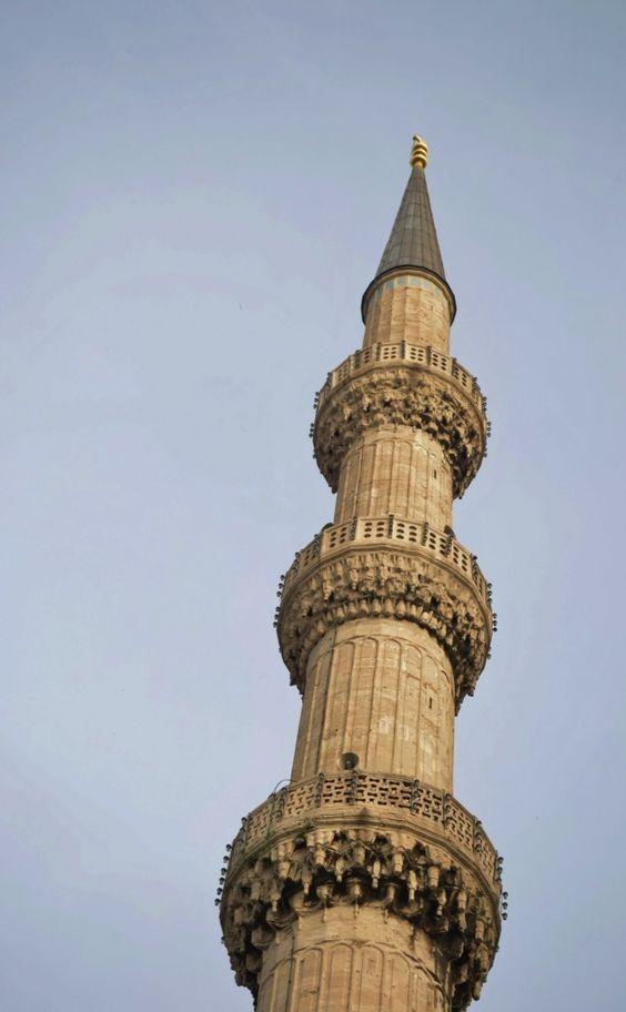DSC_2142, Minoret, Blue Mosque
