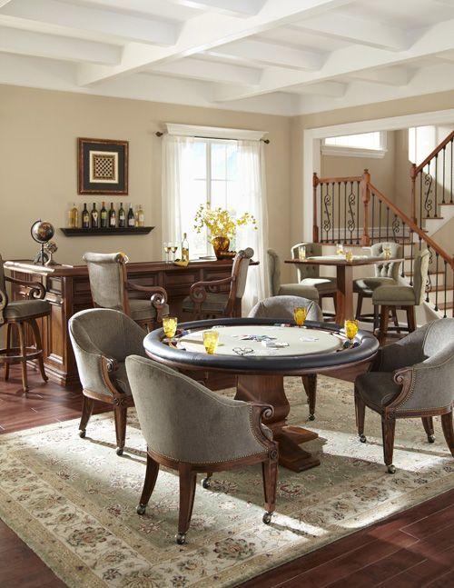 Https Www Greatersouthern Com Pub Media Catalog Product Cache C687aa7517cf01e65c009f6943c2b1e Game Table And Chairs Long Living Room Rectangular Living Rooms