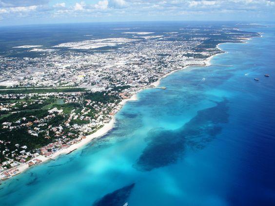 Playa del Carmen, Quintana Roo, México