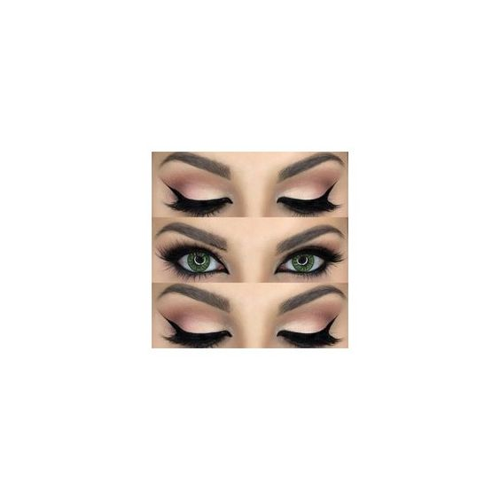 ⠀⠀✨?ANNA?✨ @pinkperception Today's #eotd ❤️ ...Instagram photo |... ❤ liked on Polyvore featuring makeup