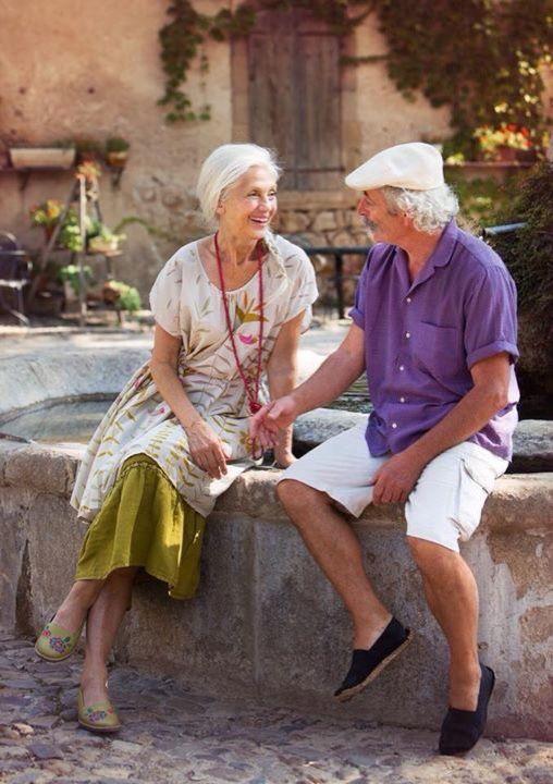 Застарявай добре с любимия ти