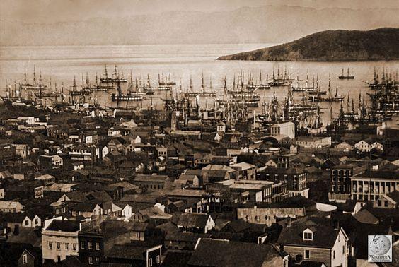 San Francisco Bay 1851