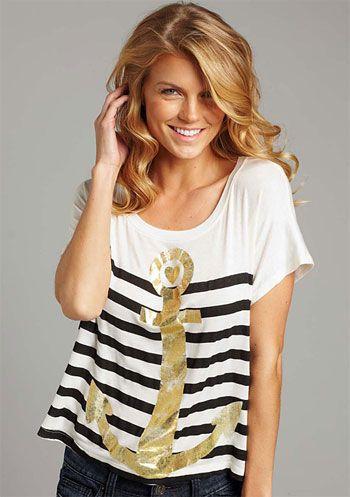 anchor stripes <3