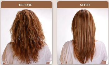 How I Did My Own Brazilian Keratin Straightening Treatment - it worked!  At $60 this was worth every penny!