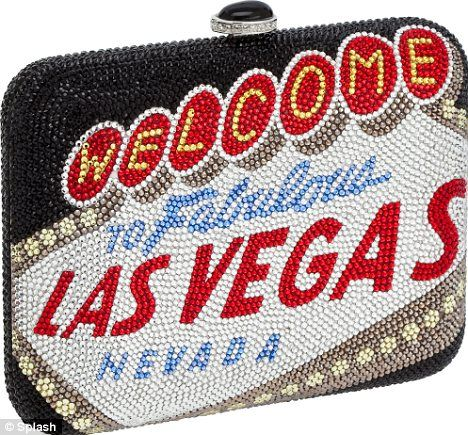 the celine bag - Welcome to Fabulous Las Vegas Nevada Crystal Clutch Bag | House of ...