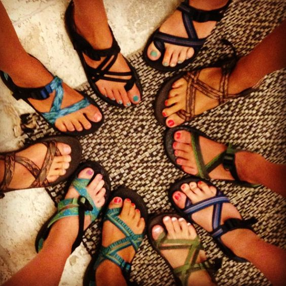 Cool Iichicshoes  Chaco Womens ZX1 Unaweep Sandals In Waves