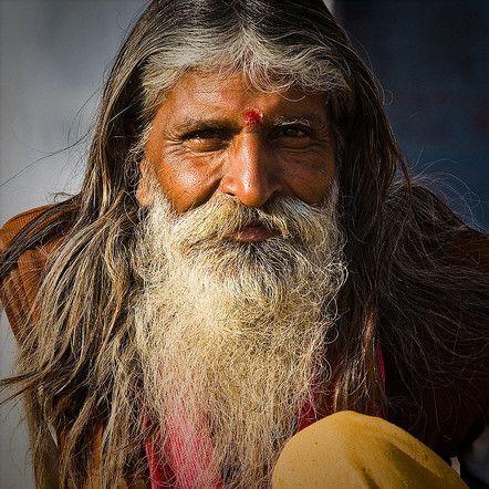 India - Face