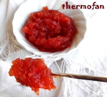 THERMOFAN: Dulce de corteza de sandía (TMX / T)