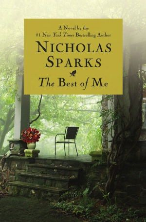 a new Nicholas Sparks book I haven't read yet