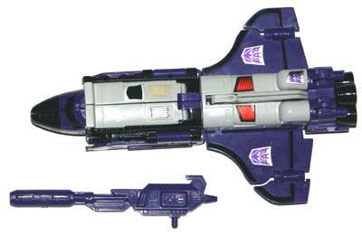Buy Transformers Astrotrain - G1 - Multi (triple, six, ten) Changer Action Figures