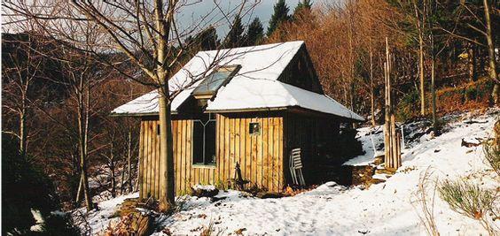 Cabin, living off grid
