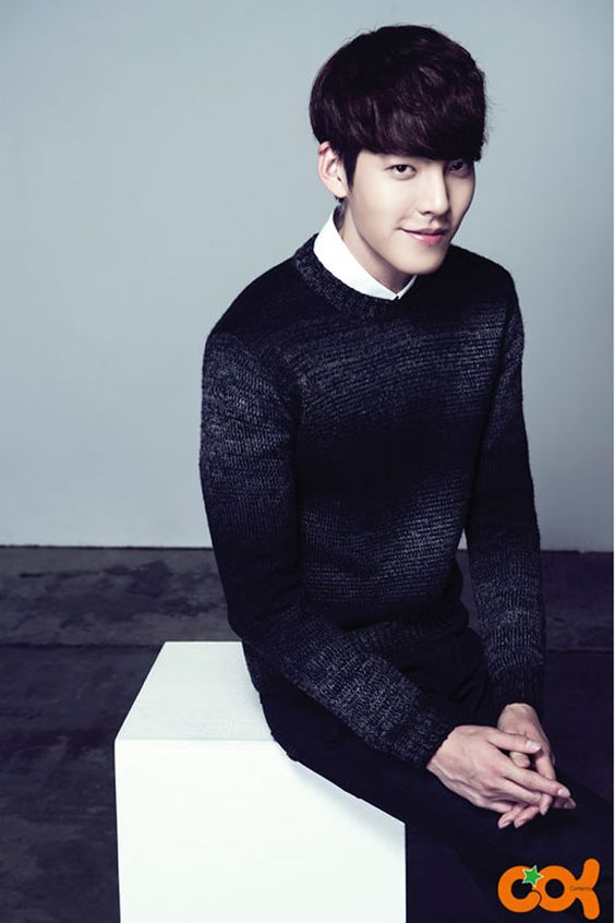 Kim Woo Bin  In COK Magazine