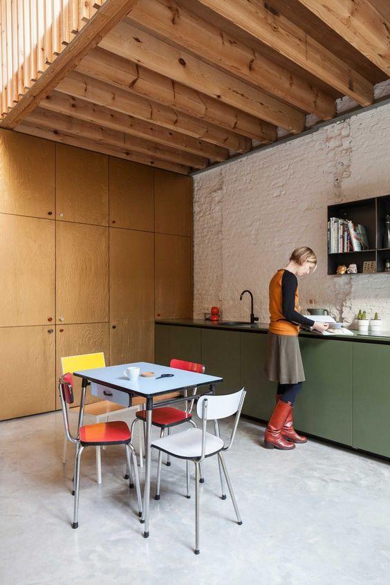 Une maison de ville à Anvers – Miluccia | Magazine d'inspiration décoration et design
