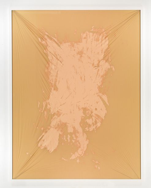 Pamela Rosenkranz, Avoid Contact (Dim Glow), 2011