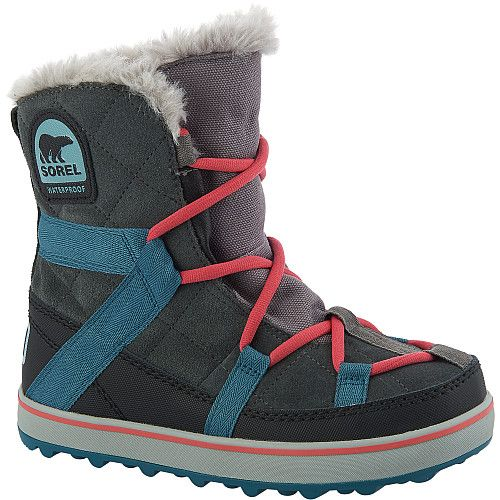SOREL Women's Glacy Explorer Shortie Boots