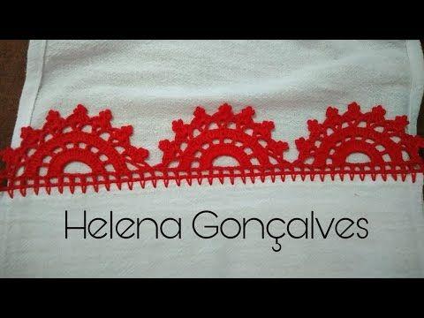 Bico De Croche Carreira Unica 311 Youtube Com Imagens Bico