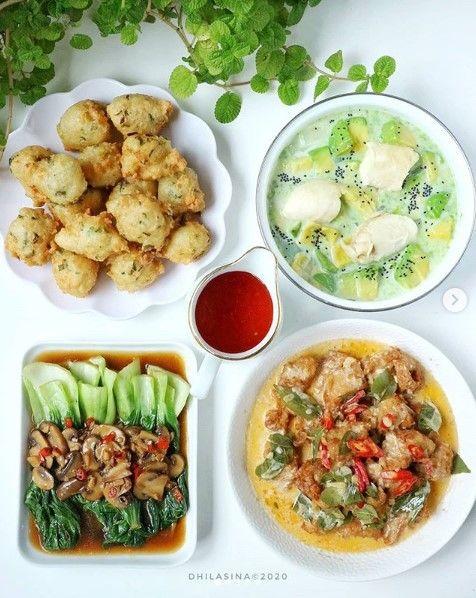 Menu Sehat 8 Resep Masakan Masakan Masakan Vegetarian