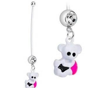 belly button rings for pregnant girls - Bing Images